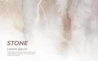 Stone texture background vector