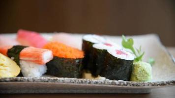 hd - sushi video