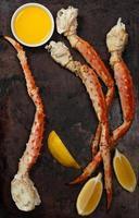 Snow Crab Legs photo