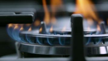 hd close: maximaal vermogen op gaskookplaat