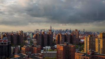 New York City Skyline from LES (Unique View)