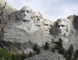 Mount Rushmore President's photo