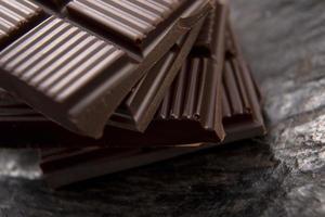 chocolate picado foto