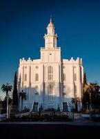 St. George, Utah, LDS (Mormon) Temple photo