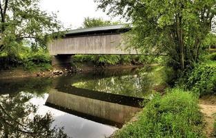 Covered Bridges of Vermont photo