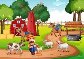 viejo macdonald en una granja rimas infantiles
