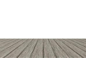 piso de madera sobre fondo blanco