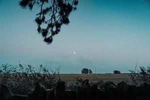 noche oscura de octubre