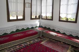 Muslim corner