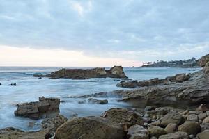 Heisler Park Laguna Beach Long Exposure
