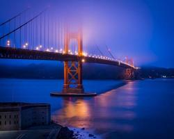 Early Morning Golden Gate photo