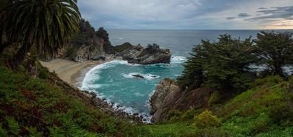 Mcway Falls Big Sur photo