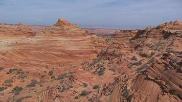 acantilados bermellones - sur coyote buttes video