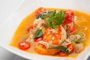 Tom Yum Kung-Thai food photo