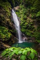 Waterfall in Taiwan photo