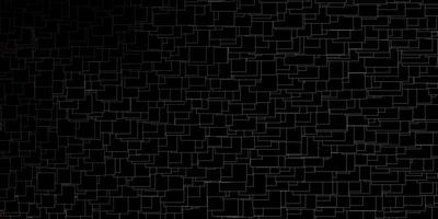 Grey outlined rectangles background. vector