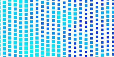 Light blue template with squares vector