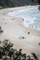 Byron Beach, Australia, 2020 - People on a beach during the day