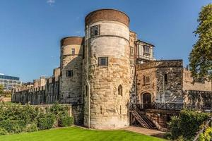 Ancient castle walls