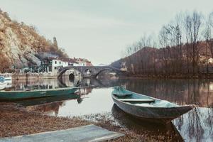 Rijeka Crnojevica village and bridge? photo