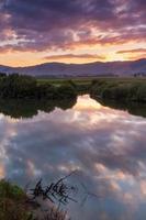 Reflection Sun Riase