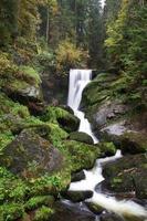 cascadas de triberg - alemania foto