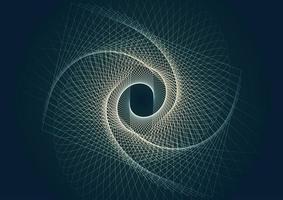 Fondo de diseño azul oscuro abstracto vector