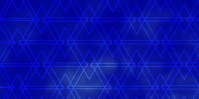Blue texture with lines, triangles.