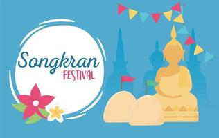 Songkran Festival celebration