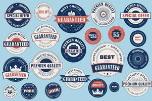 colección de etiquetas de venta