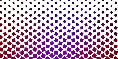 Dark red and purple layout with squares. vector