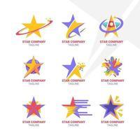 Star Logos in Various Styles