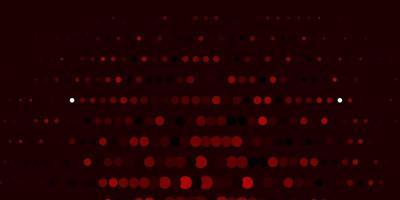 fondo rojo oscuro con manchas.
