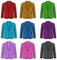 Professional blazer set