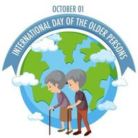 International Day of the Older Persons Design