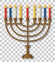 Candle Holder for Hanukkah