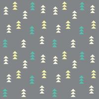 triángulos geométricos. patrón sin costuras. vector