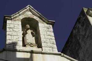 Stele of St. Leonhard.