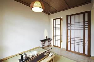 Personal Japanese-style indoor environment photo