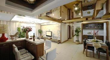 New Chinese style home photo