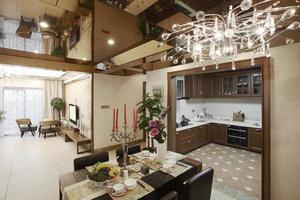 New Chinese style home interiors photo