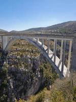 The Verdon Gorge photo