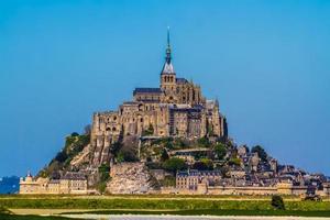 Mont St-Michel photo