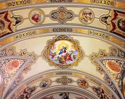 Ceiling decoration photo