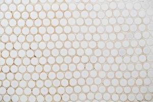 Close up tile on bathroom