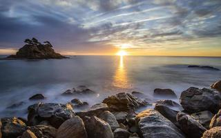 Cala Cap Roig photo