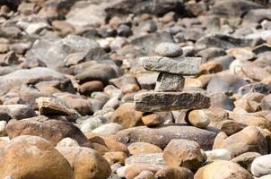 stone man photo
