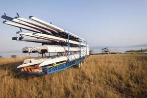 Regatta Boats Trailer Dam