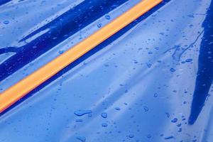 windsurf sail detail photo