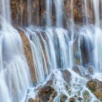 the beautiful nuorilang waterfalls
